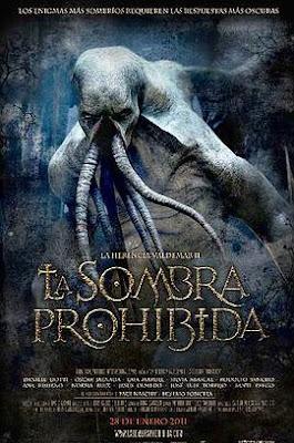 Filme Poster La herencia Valdemar II - La Sombra Prohibida DVDRip XviD & RMVB Legendado