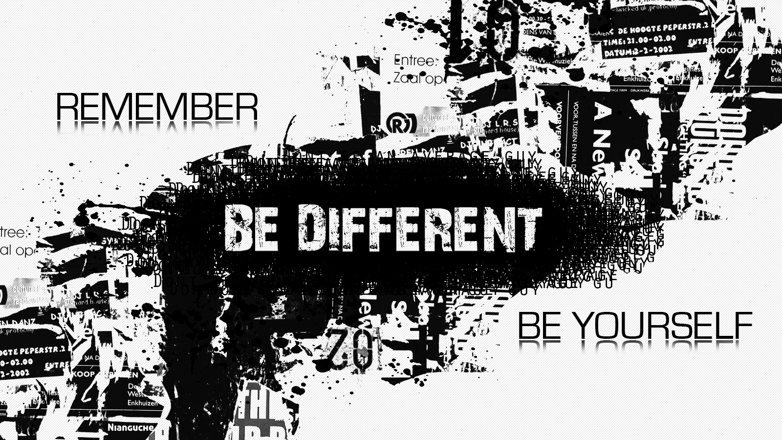 Fav Quote Friday: Thoughts on Being Different, Authentic and Completely Being...