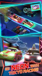 Cars: Fast as Lightning v1.3.3b Apk Data