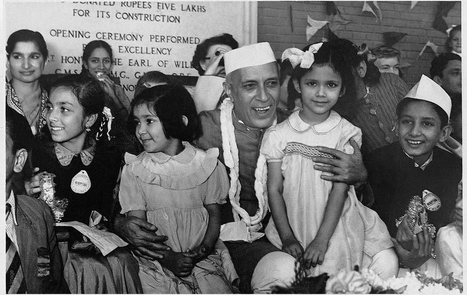 Happy Childrens Day 2014 Poem On Jawaharlal Nehru