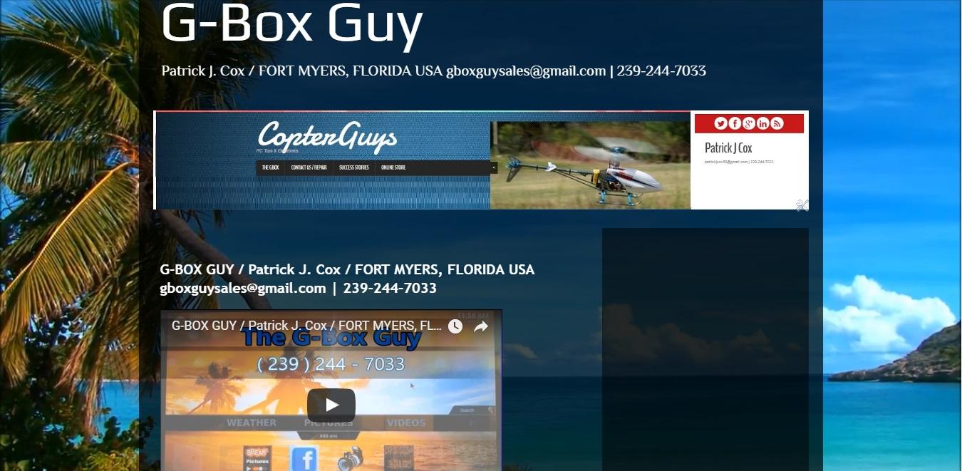 G-Box Guy