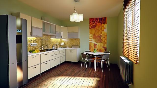 Desain Interior Dapur Rumah Minimalis Modern