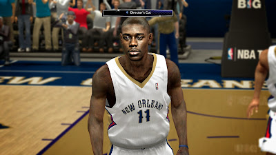 2K Jrue Holiday Face