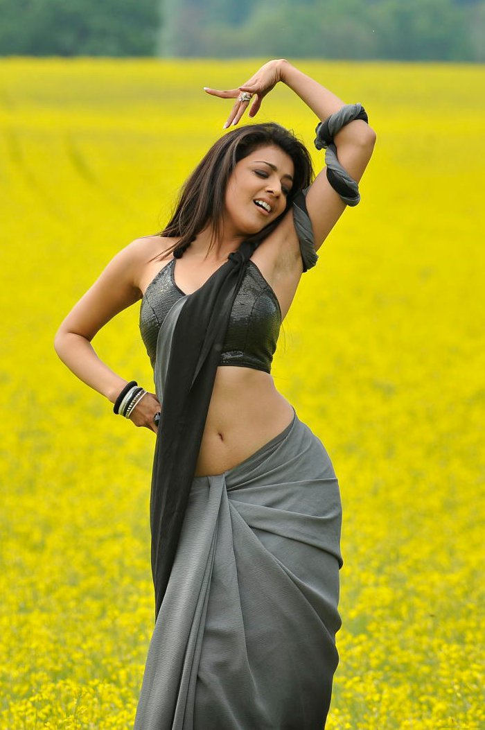 Kajal Agarwal Navel In Veera Images & Pictures - Becuo