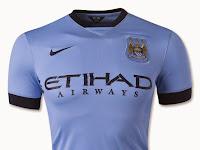 Kostum Manchester City Terbaru untuk PES 2015