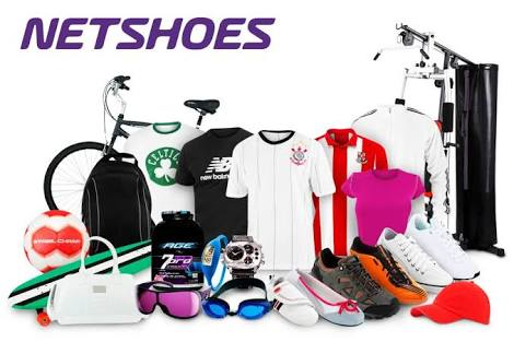 Ofertas em calçados, vestuário e outros produtos na Netshoes