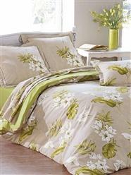 D cor 39 39 tendances pour evelyne le linge de lit tendance - Housse de couette fleurie ikea ...