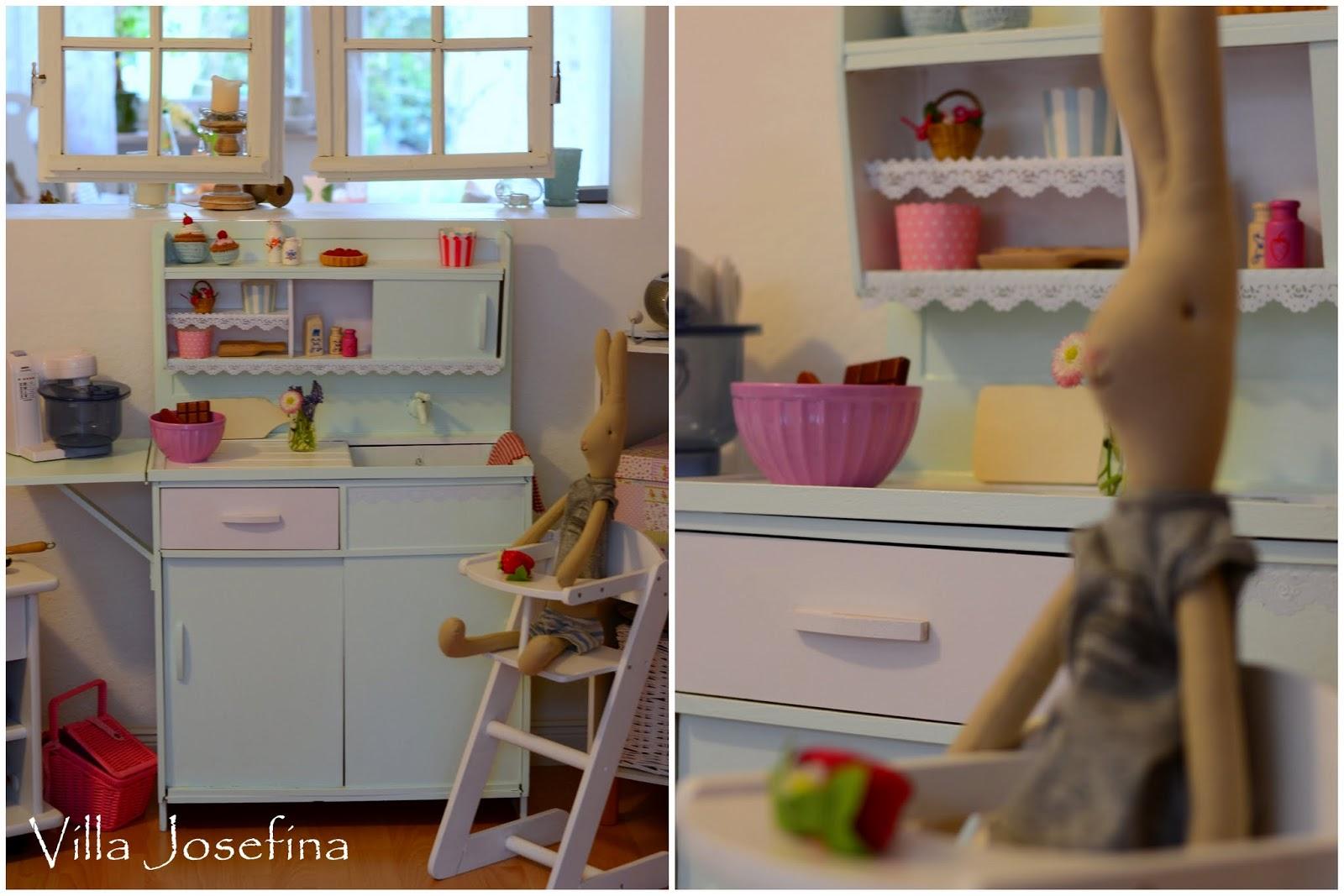 Neue Küche {Kinderküche} | Villa Josefina