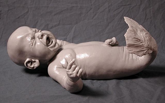 Den Lille Havfrue Baby