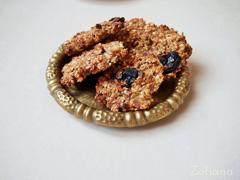 cookies no milk, no eggs, no flour