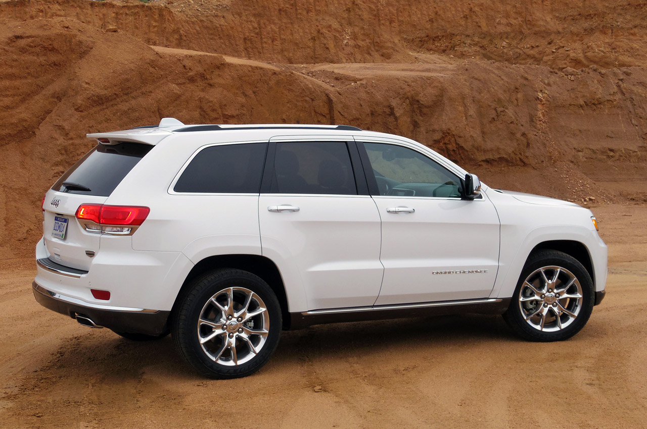 2014 Jeep Grand Cherokee Ecodiesel First Drive Review