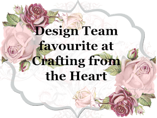 DT FAVORITE - CRAFTING FROM THE HEART - CHALLENGE 118 ANYTHING GOES - 4 JULY 2016