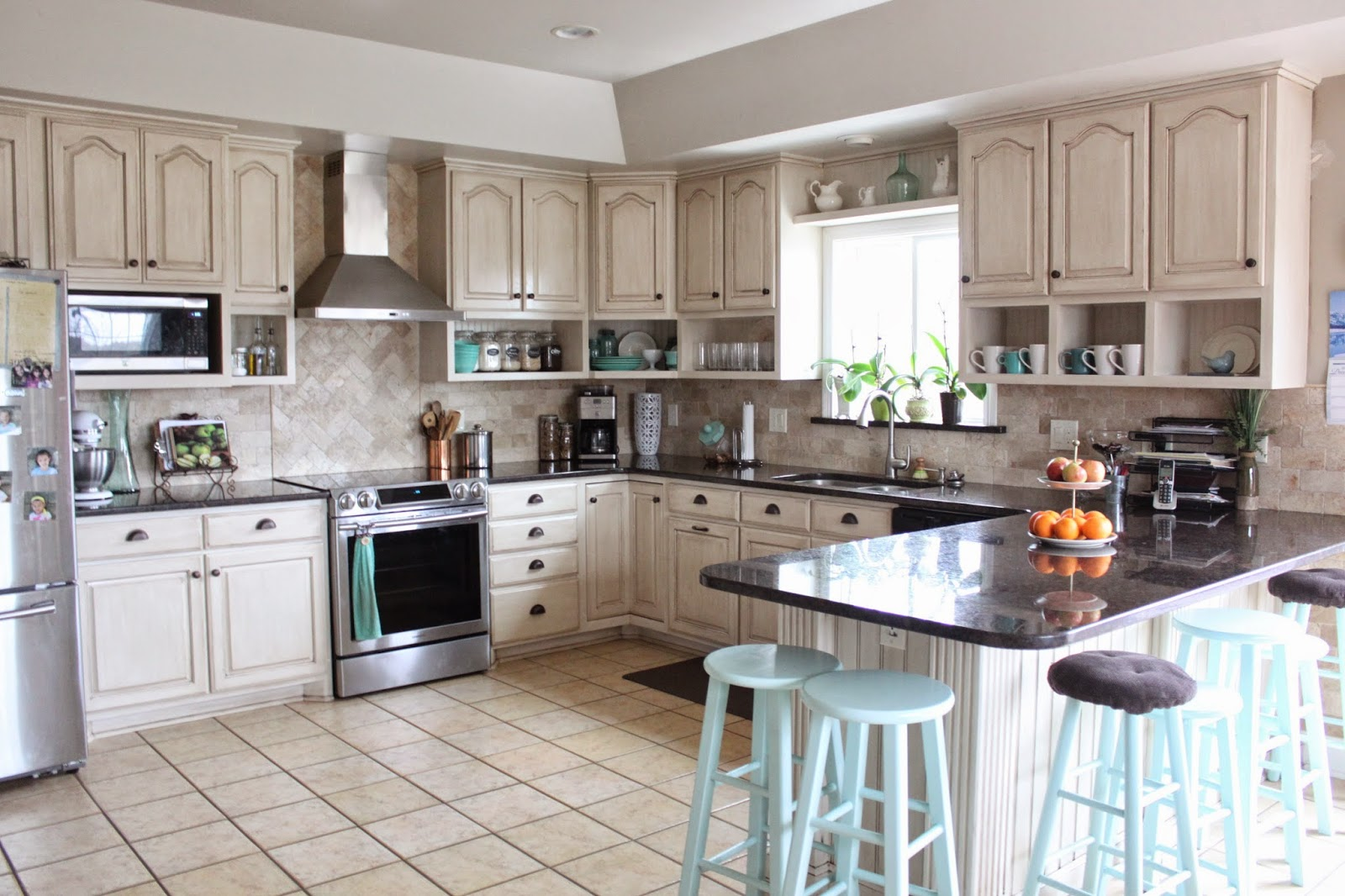 Namely Original: Painted Kitchen And Remodel Reveal