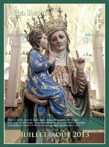 Cover of La Revue Sainte-Anne