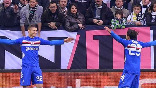 juventus-sampdoria 1-2