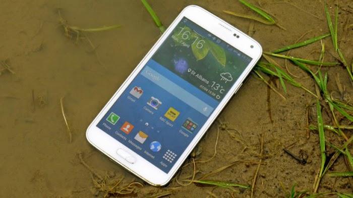 Smartphone Terbaik Samsung S5