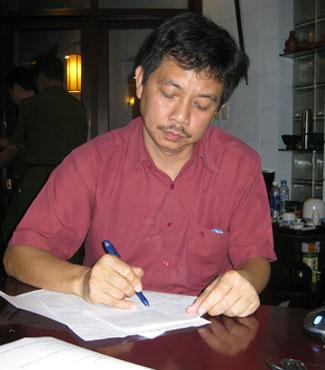 Trần Huỳnh Huy Thức – mãi lạc lối trong con đường sai lầm