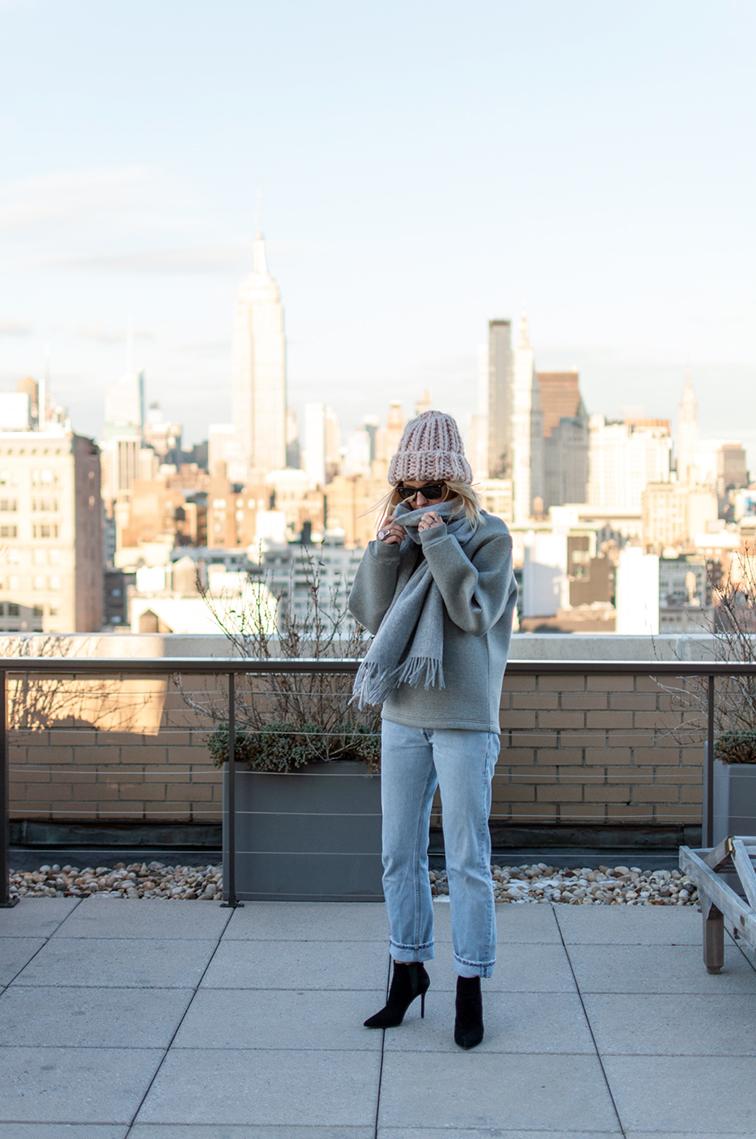 Fashion Over Reason in Manhattan