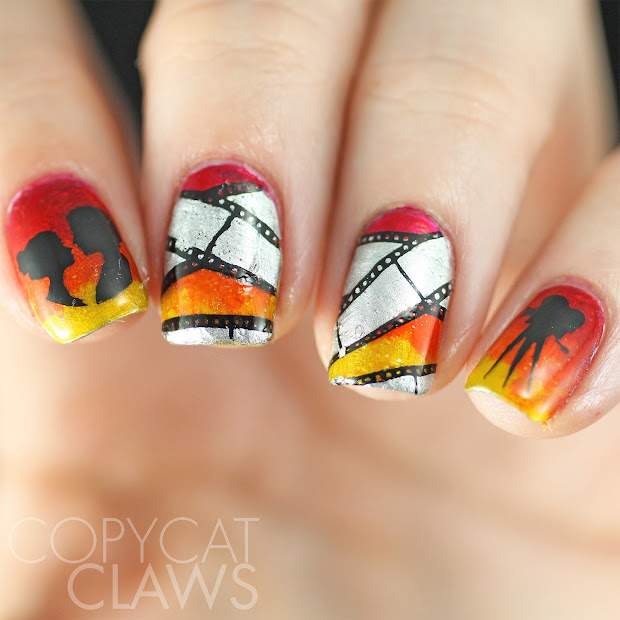 copycat claws 40 great nail art
