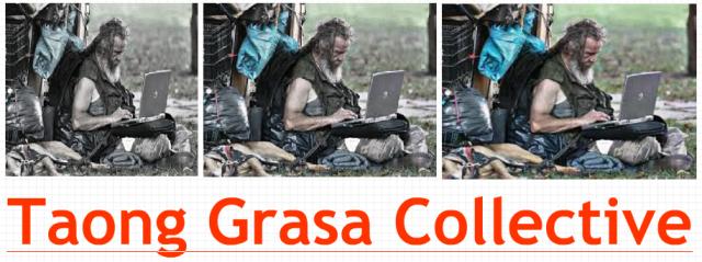 Taong Grasa Collective