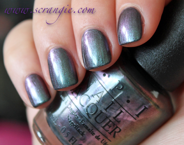Scrangie: OPI San Francisco Collection Fall/Winter 2013 Swatches and ...