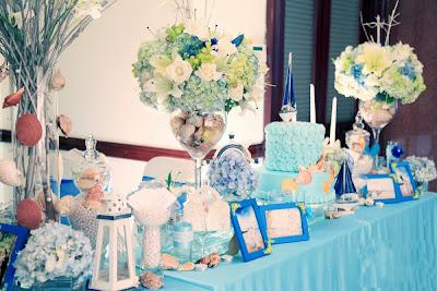 tự trang trí sảnh tiệc cưới theo chủ đề