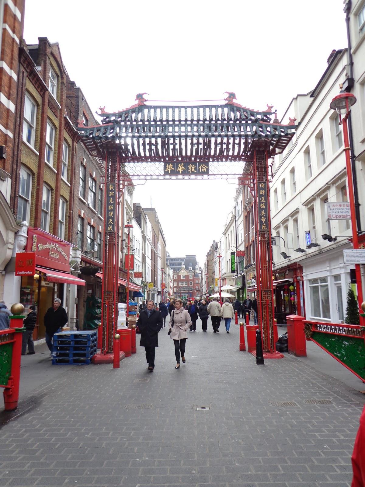 China Town & Abbey Road | Fabi und Alexa in Großbritannien