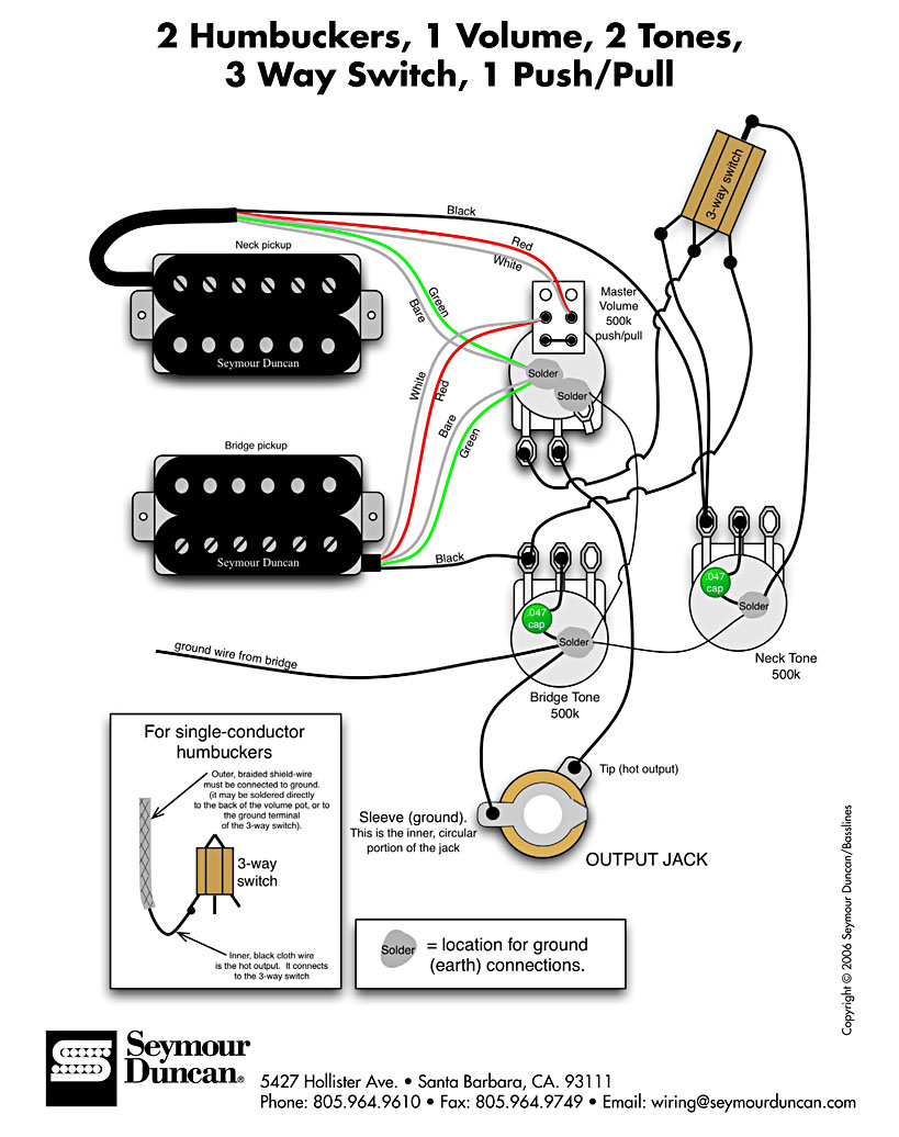 3 Way Switch Wiring For Pot Lights Diagram And Fuse Box Filter Queen Vacuum Push Pull Besides Guitar Jack