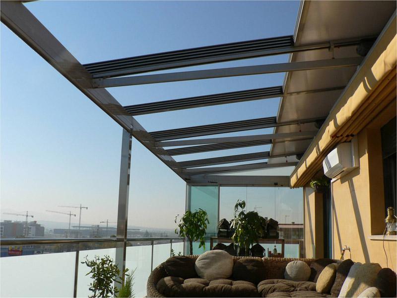 Cerramientos de terrazas cerramientos en madrid - Cerramientos para terrazas ...