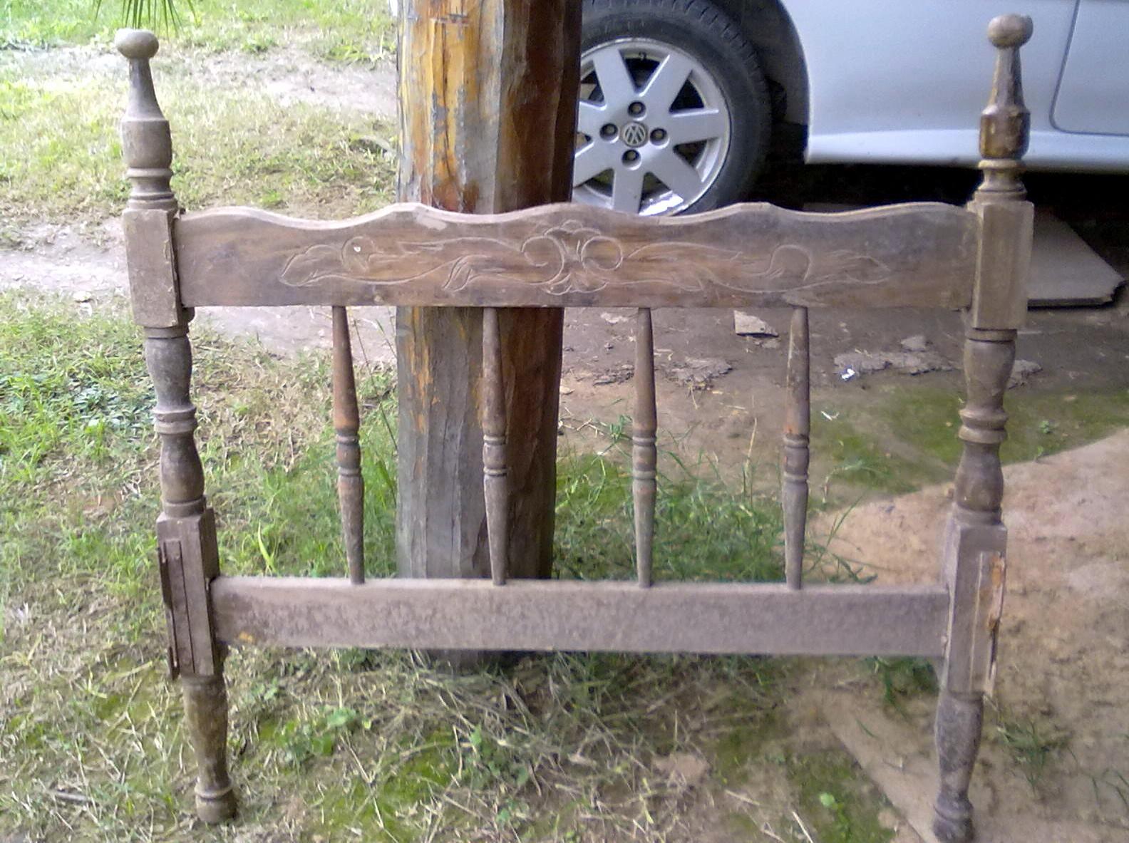 Cambalache galvez vendo antiguo respaldar cama de 1 plaza for Vendo sillon cama 1 plaza