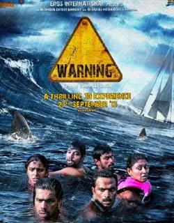 Warning 2013 poster