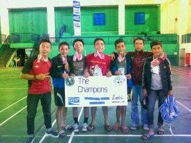 Futsal SMPN 1 BALEENDAH