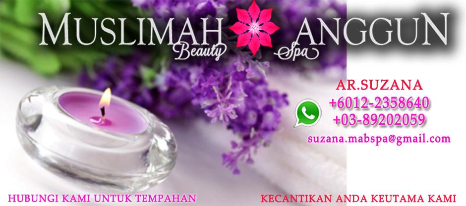 Muslimah Anggun Beauty Spa