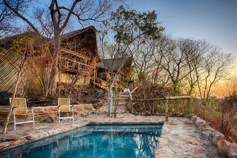 Ghoha Hills Savuti Lodge Botswana