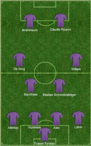 seleção destaques da quarta rodada da fase de grupos da uefa champions league