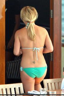 Britney Spears Hot Bikini