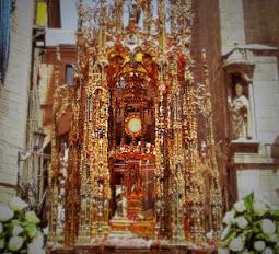 Corpus Domini 2016 a Toledo