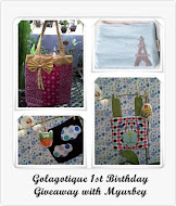 Golagotique * Birthday Giveaway