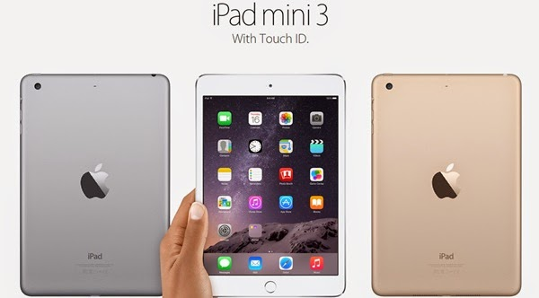 The Improvement Of The IPad Mini 3