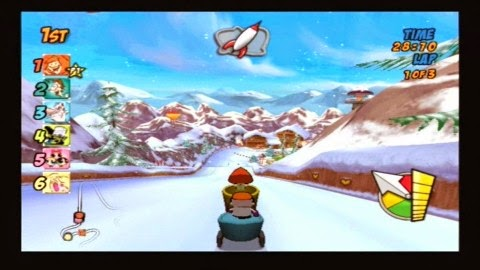 www.juegosparaplaystation.com Cartoon Network Racing Iso Ps2 Ntsc