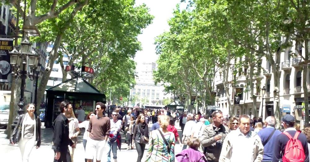 C digo 32 las ramblas la calle m s c lebre de barcelona - Calle boqueria barcelona ...