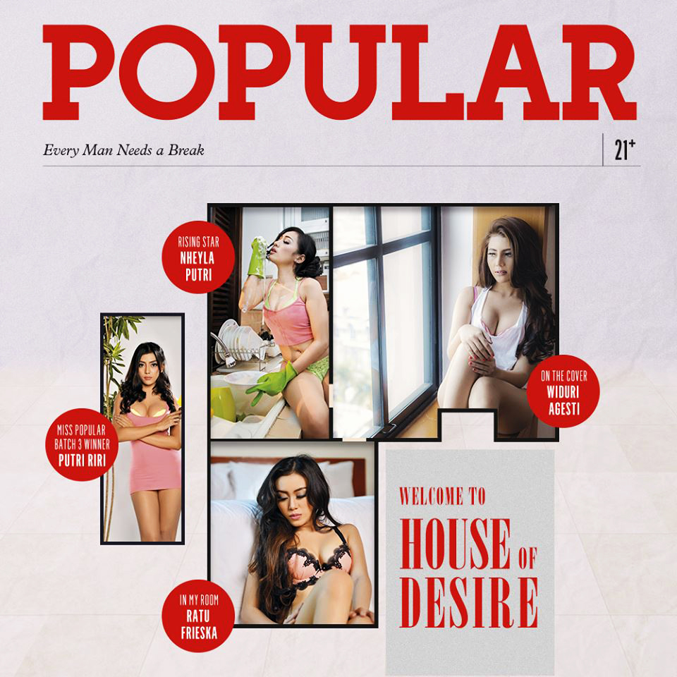 Popular Magazine September 2015 House of Desire