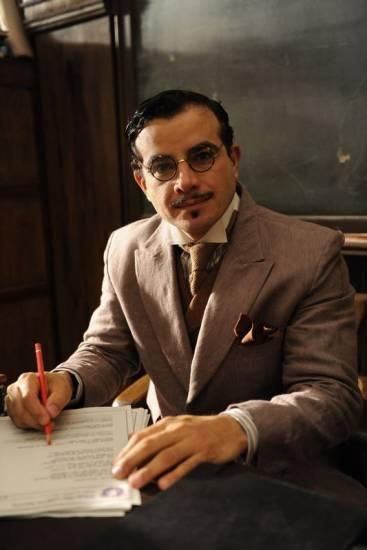 ... Josué' de 'Gabriela' foi o 'Sargento Xavier' de 'Morde e Assopra