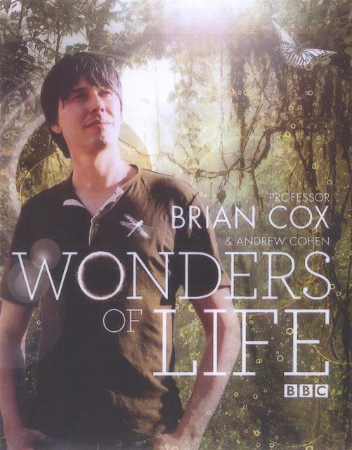 Brian Cox Wonders of Life