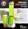 OX-853 Personal Hand Bender Oxone 250W - Hijau