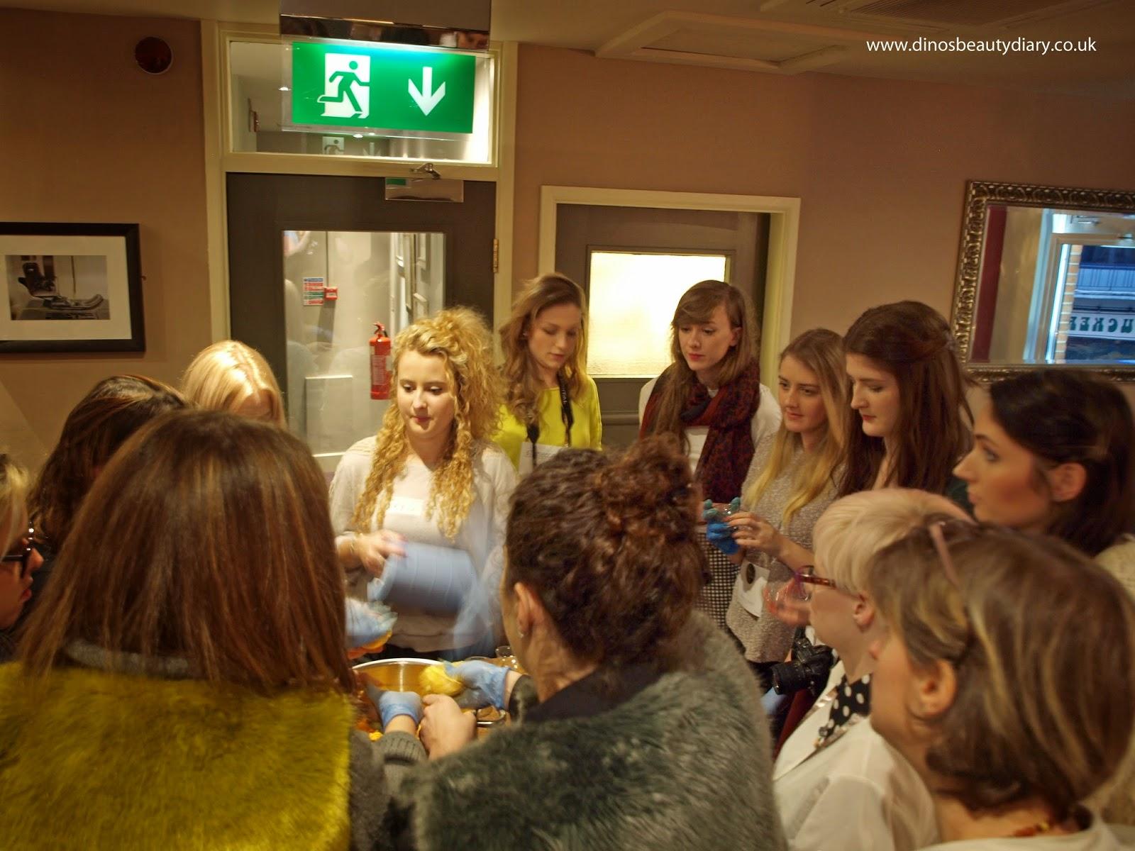 #BloggersSecretSanta14 - Ned Ludd Nottingham - Bloggers Event - Dino's Beauty Diary