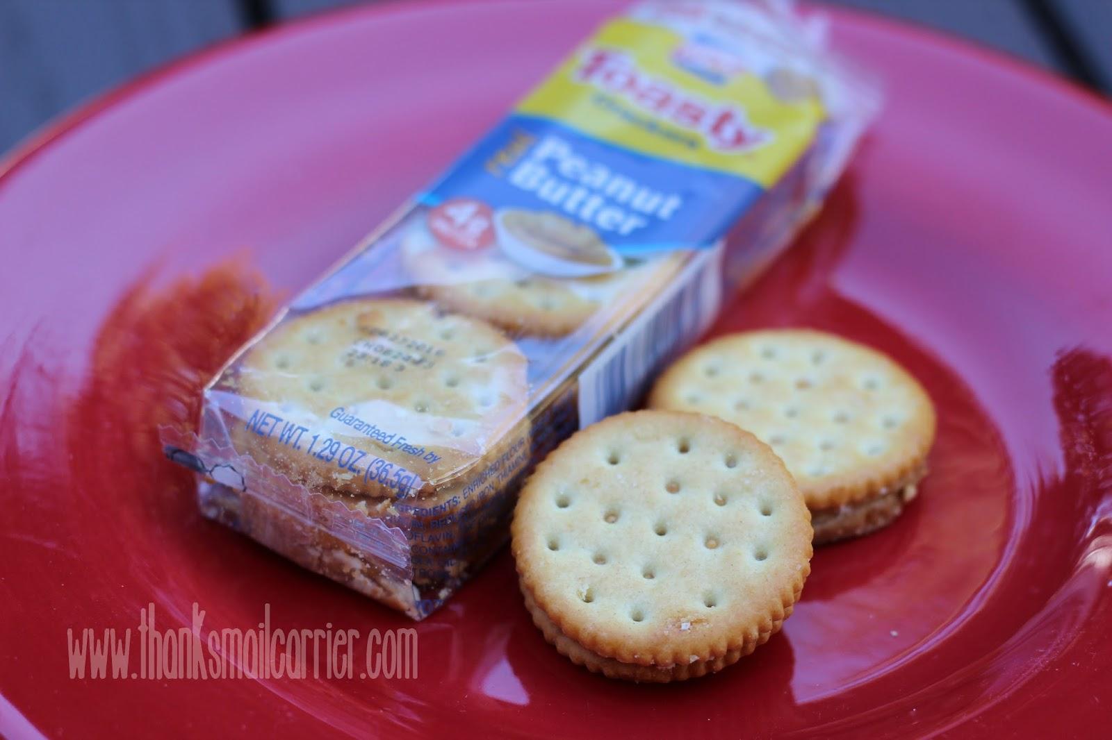 Lance Peanut Butter Toasty