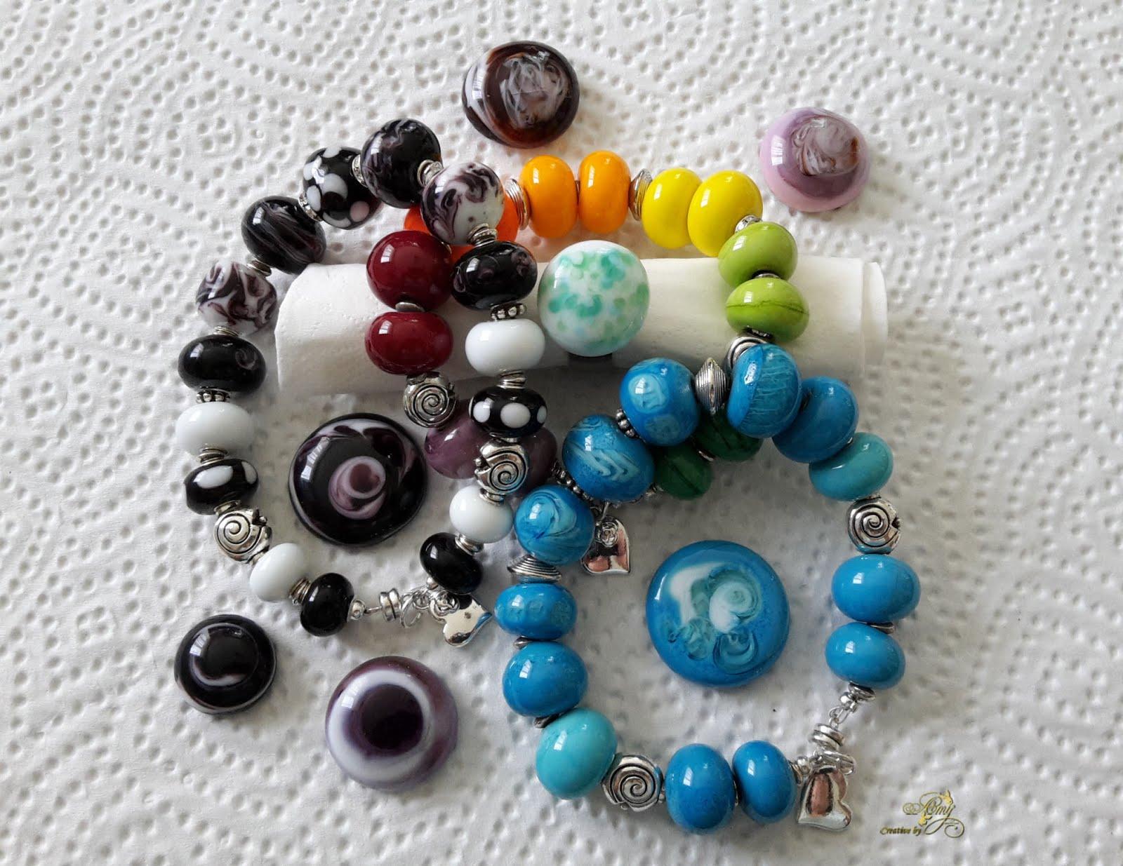 Perlen Style by Romy meine ersten Perlen