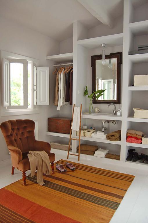 Mi rinc n de sue os ba os con muebles de obra - Muebles de obra para salon ...