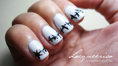 Stitched Nails